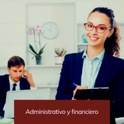Administrativo y financiero