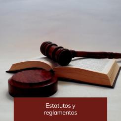 Estatutos y reglamentos