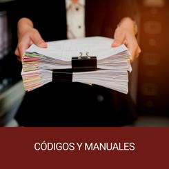 Códigos y manuales